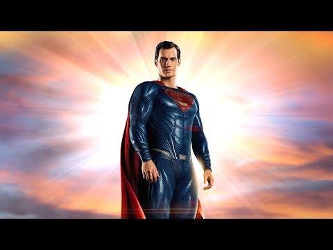 Superman's Return in Justice League Teaser (John Williams theme) [HD]