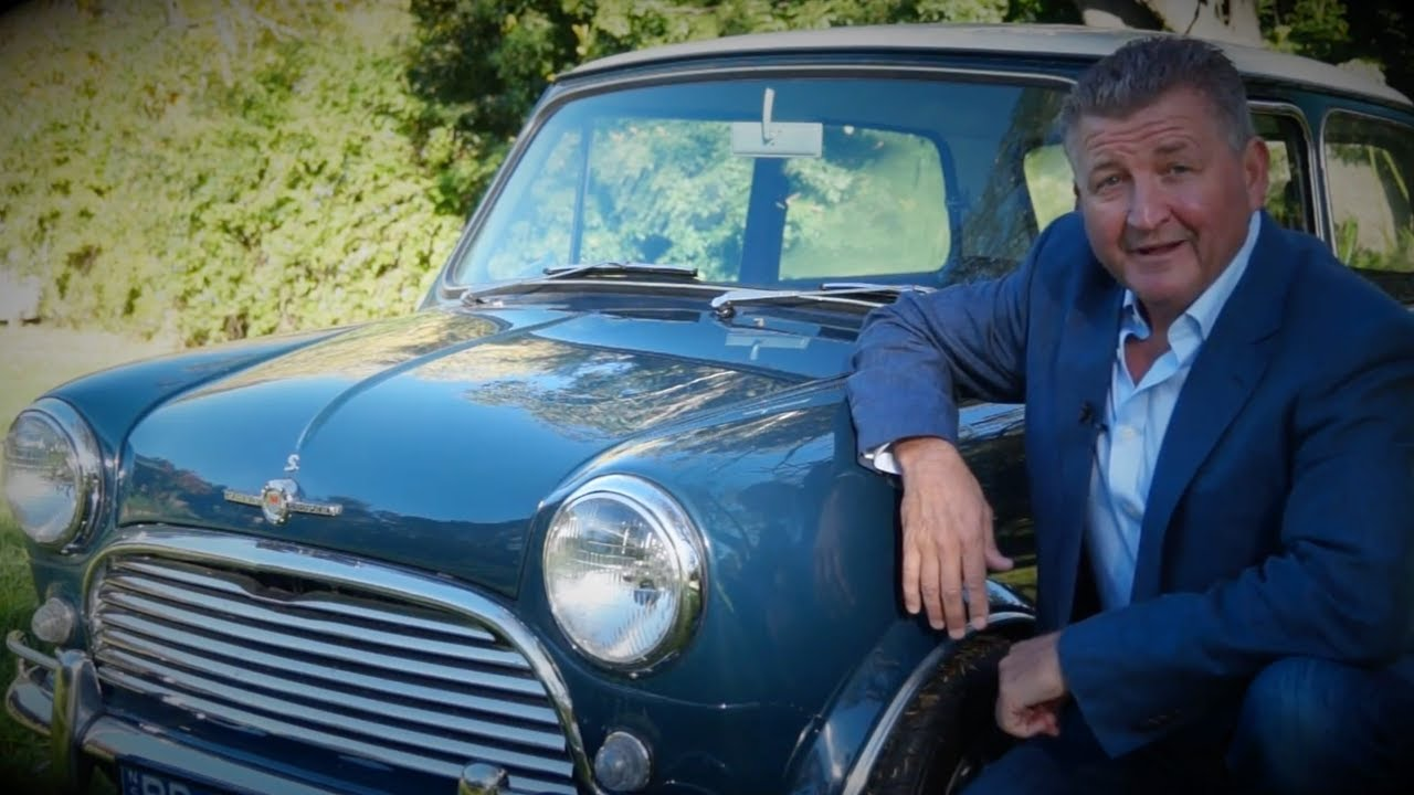 'The Mini' - A Special Shannons Club Report