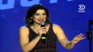 Dalia Gutmann y Fernanda Metilli - Stand up Sin Fronteras 2014  ( Monologos de Humor )