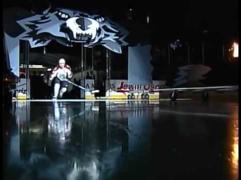 Chicago Wolves 2009-2010 Opening Night Intro