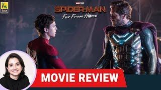 Spider-Man: Far From Home | Hollywood Movie Review by Anupama Chopra | Tom Holland | Jon Watts