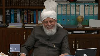 This Week With Huzoor - 4 June 2021