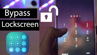 How to Bypass any Android Lockscreen Pin / Pattern / Password *ROOT*