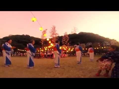 Tanko Bushi, Bon Odori, Iwato Yokosuka Kanagawa Japan.