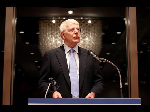 Leadership Dinner Keynote: The Rt Hon Sir John Major KG CH