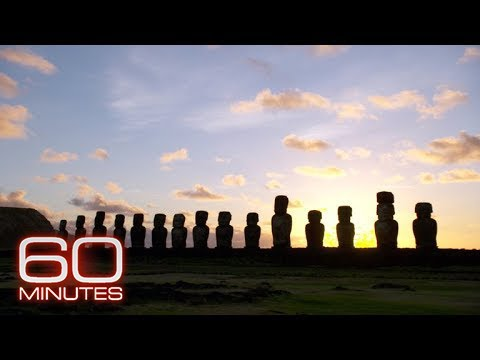 Icons of Easter Island: Are they slowly fading away?