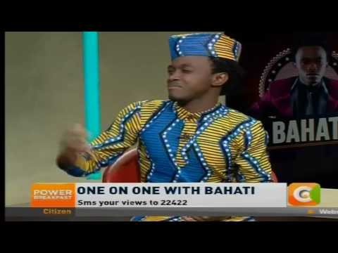 Power Breakfast: One on One with Bahati