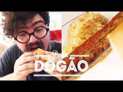 HOT DOG ALEMÃO aka CURRYWURST | BERLIN | DANI NOCE VIAGEM 112