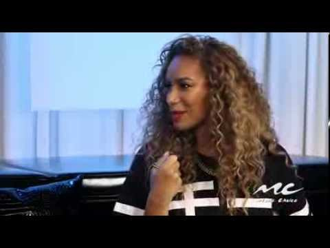 Leona Lewis on You and A - Music Choice