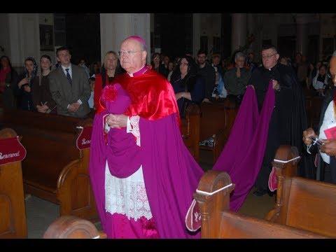 Bishop Provost's Lenten Pastoral Letter on Prayer