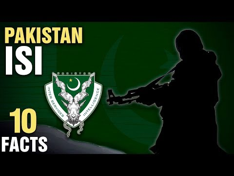 10 Surprising Facts About Inter-Services Intelligence | Pakistan ISI