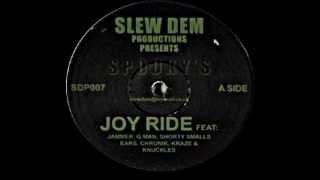 SLEW DEM CREW - JOYRIDE (VOCAL)
