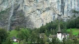 Lauterbrunnen & Mürren, Switzerland