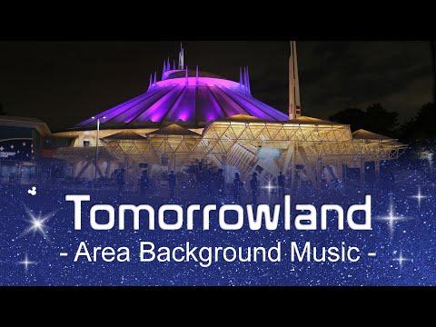 Tomorrowland Full Area Music Loop