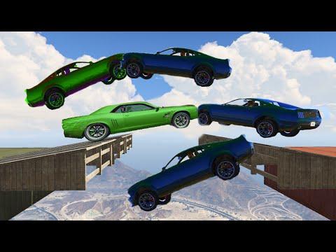 RAMP PLATFORM DEMO-DERBY! (GTA 5 Online)