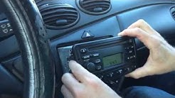 How To Remove A Ford Car Stereo