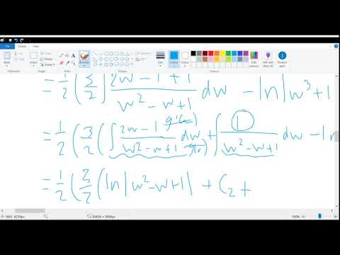 Integral of (tan(x))^(1/3) without partial fractions thumbnail