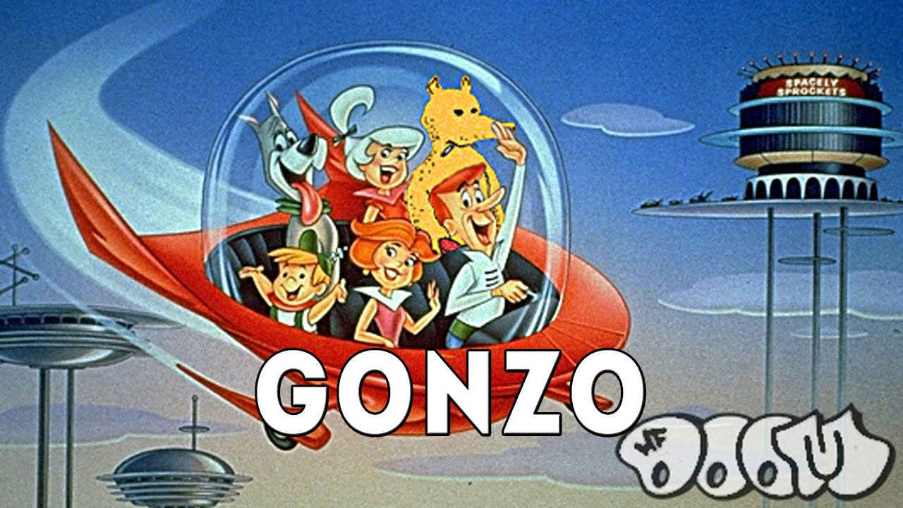 Gonzo Jetsons Sample Hip Hop Beat Madlib Quasimoto Doom Style Instrumental Cartoon Bgm Music