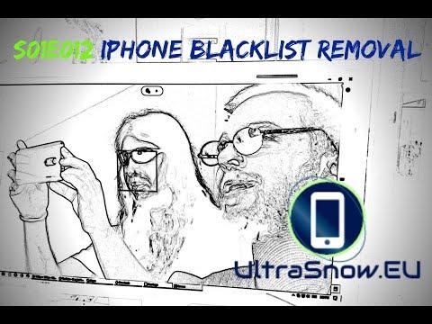 iPhone Blacklist Removal - UltraSnow.EU | s01e12