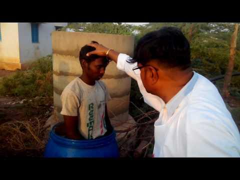 Yerragundapalem mega camp 51 Baptisms ... Nazarene ministries Vizag.