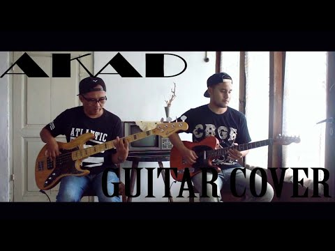AKAD - Guitar Cover ( Rock Instrument)