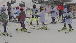 День снега в пятый раз прошел в горах Сочи