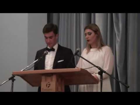 Dodela diploma | Gimnazija Vrnjačka Banja | 1.Deo