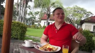 путешествие часть 5 обзор отеля Bali Breezz Hotel
