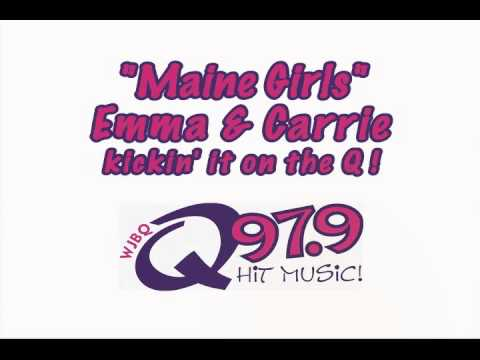 Emma & Carrie On Q97.9