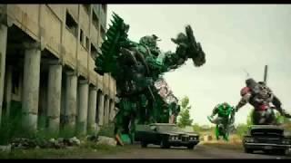 Сцены смерти десептиконов (Transformers 5)