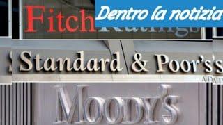 Le agenzie di rating mentono, il vero confronto tra Usa, Italia, Giappone e Grecia