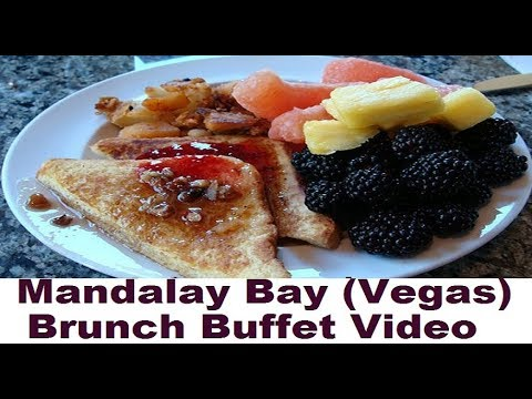 Mandalay Bay (Vegas) Brunch midweek: I see only one thing... from top-buffet.com