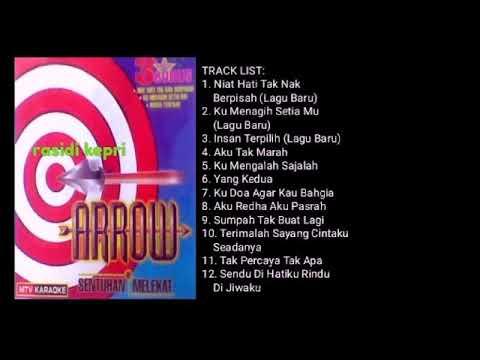 Download ARROW _ SENTUHAN MELEKAT _ FULL ALBUM