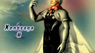 Xenosaga II - Unreleased Tracks - Minor Boss Battle