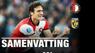 Samenvatting | Feyenoord - Vitesse 2018-2019