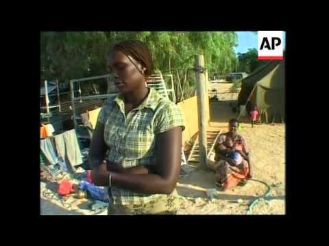 Israel refuses entry to Darfur asylum seekers, Sudanese refugees