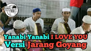 Download lagu Yanabi Yanabi I love you Versi Jarang Goyang