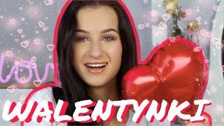 WALENTYNKI SINGIELKI ♡ Makijaż na Walentynki