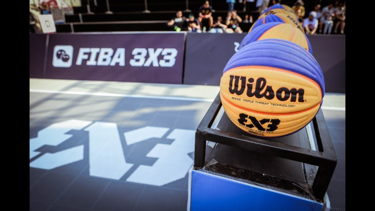 Wilson Basketball x FIBA 3x3 - YouTube eac34df49
