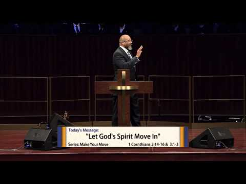 Make Your Move: Let Gods Spirit Move In