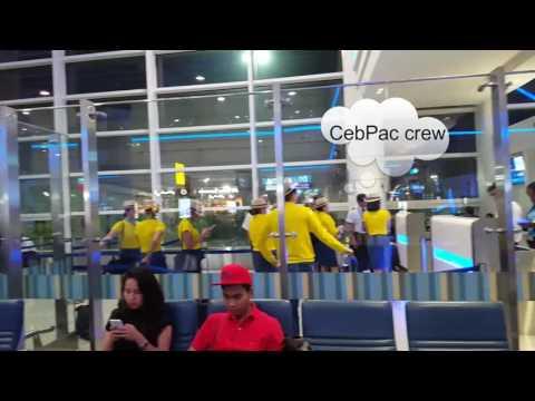 Cebu Pacific - Dubai to Manila (5J15)