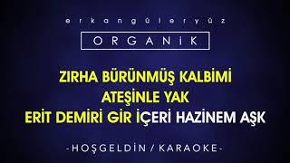 Erkan Güleryüz - Hoşgeldin (Karaoke - Emin)