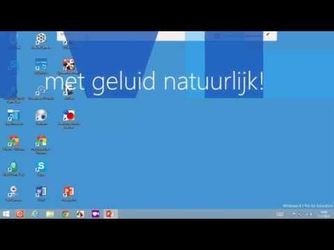 Office Mix Screencapture