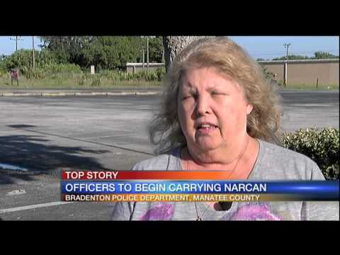 Bradenton Police Officers to begin carrying Narcan