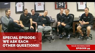 Special Episode: We Ask Each Other Questions!