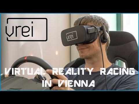 Virtual Reality Racing - An Evening at Vienna
