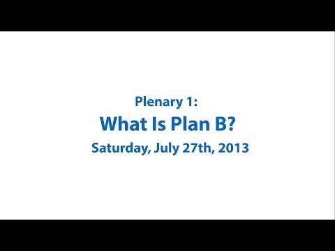 What is a Plan B?