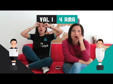 ¡¡UN RESPIRO!! REACCIÓN AL VALENCIA VS REAL MADRID (1-4)   Dúo Dinámico