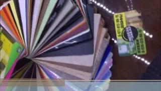 Пленка ПВХ для декорирования мебельных фасадов(, 2016-10-27T20:55:51.000Z)