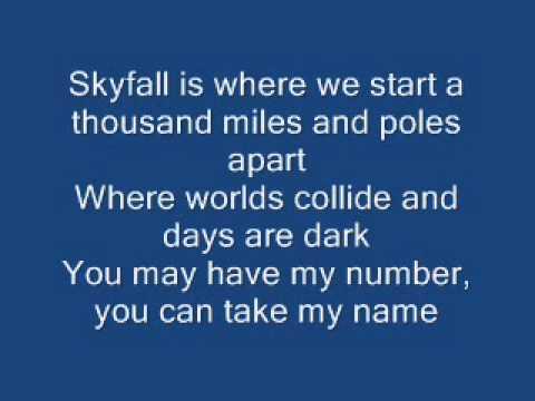 skyfall lyricsmp3